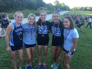 2016 Yorkville medalists