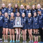 DGS Girls 3rd in State!